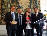 Deals de justice reçoit le prix Olivier Debouzy