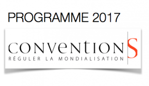 Programme Conventions 2017
