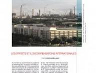 LES OFFSETS ET LES COMPENSATIONS INTERNATIONALES