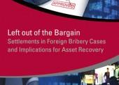 « Left out the Bargain » : transactions pénales et corruption internationale